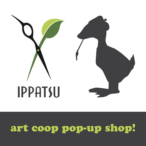 Ippatsu Pop-Up Shop Kit #2
