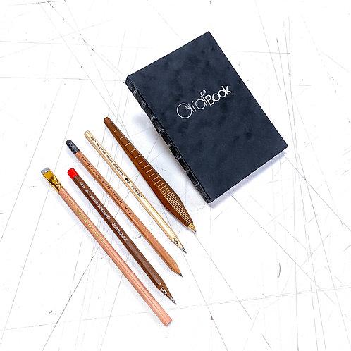 Swanky Wood Writer Kit