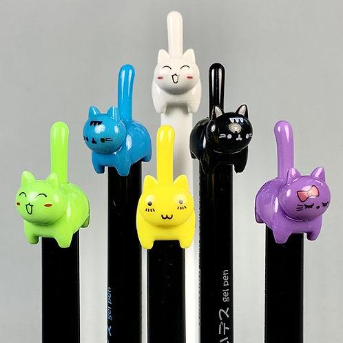 Cat Clicker Gel Pen