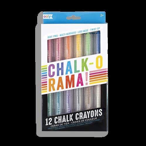 Chalk-O-Rama!!