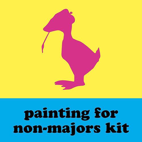 ART103 - Painting for Non-Majors Kit