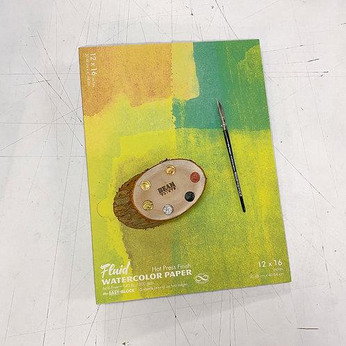 Super Swank Watercolor Kit