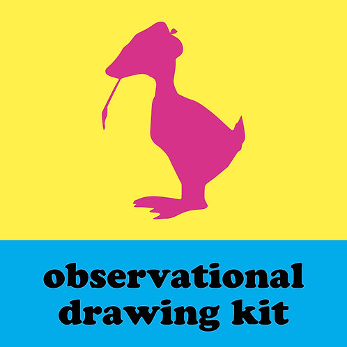 ARTF102 - Observational Drawing Kit