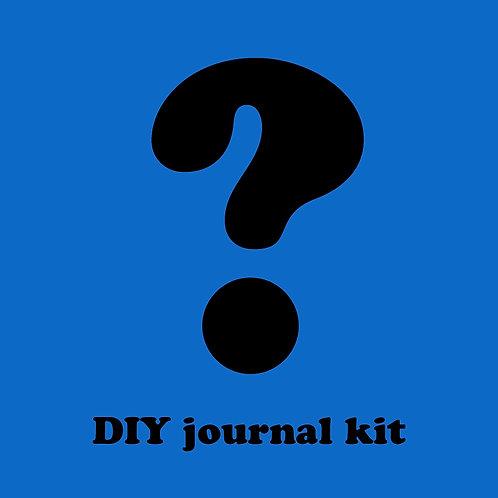 Mystery DIY Journal Kit