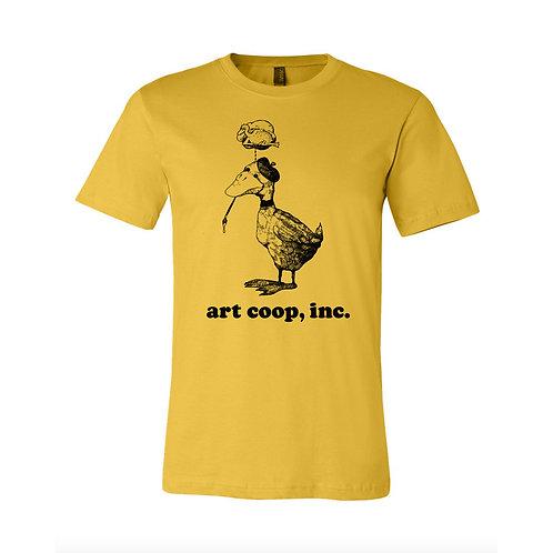 art coop duck tee
