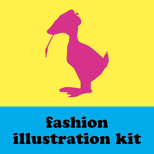 ARTS221 - Fashion Illustration Kit