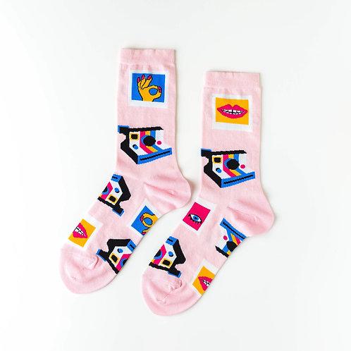 Selfie Socks