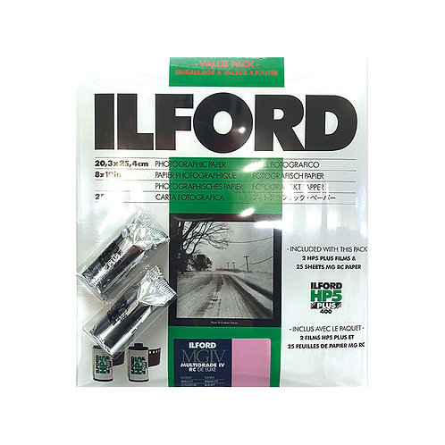 Ilford Photographic Paper & Film