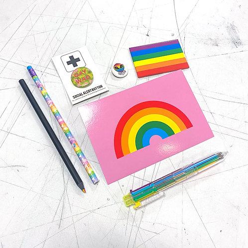 Gaylien Pride Kit!