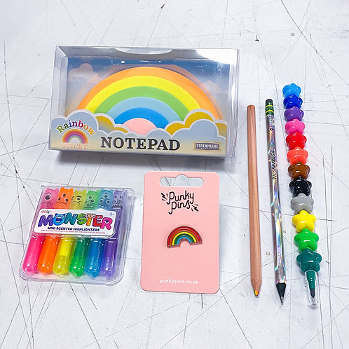Monster Rainbow Writer Kit