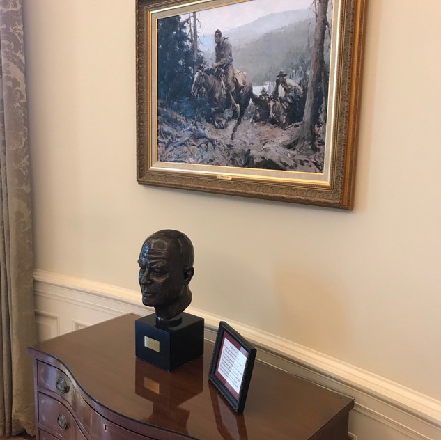 Art in The Oval Office