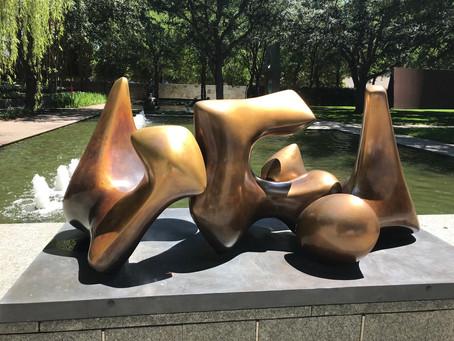 An Artful Business Trip to Dallas