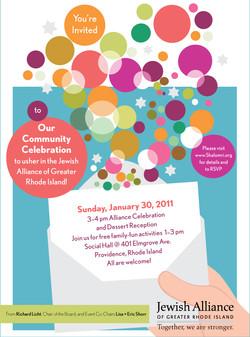 Alliance Event Invitation
