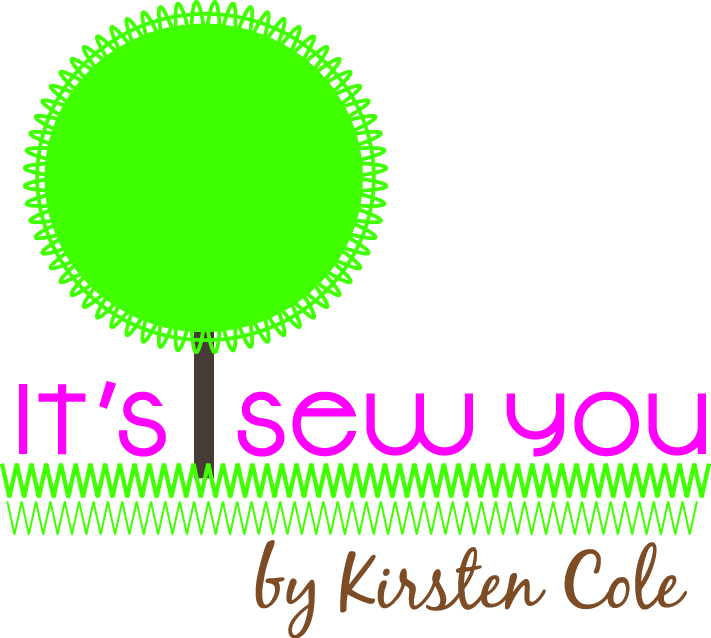 Its Sew You Logo