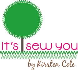 Its Sew You Logo