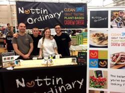 Nuttin' Ordinary at VegFest