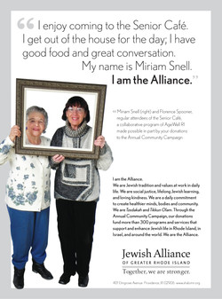"""""""I Am the Alliance"""" Ad Series"""