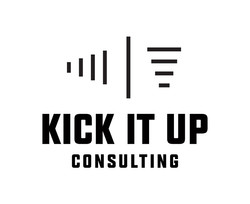 Kick It Up Consulting Logo
