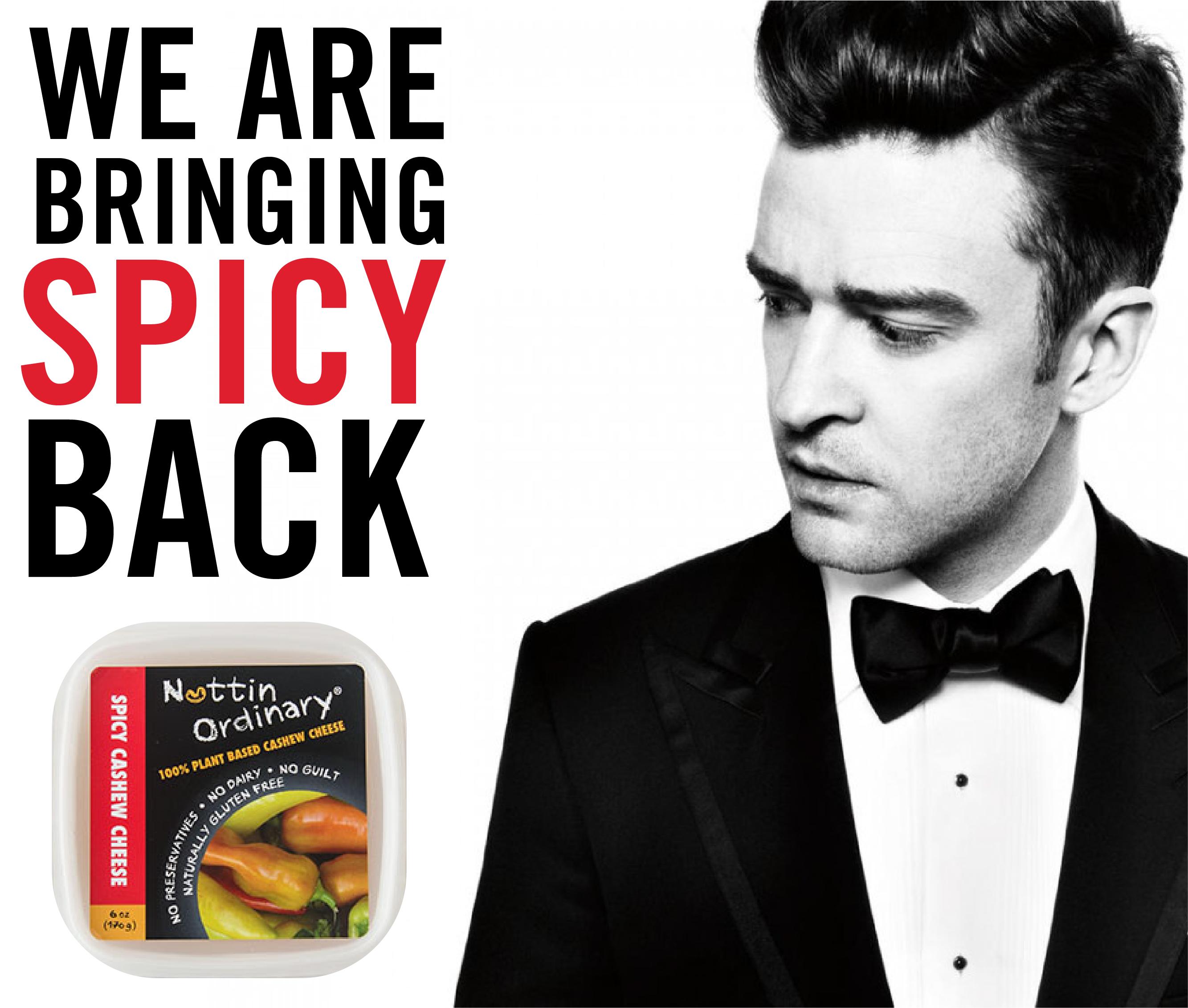 Bringing Spicy Back
