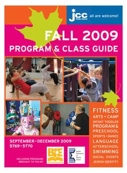 Fall 2009 Program Guide 8_5_09