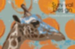Survival By Design Giraffe