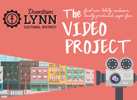 A Fun Video Project: Livin' It Up in the District!