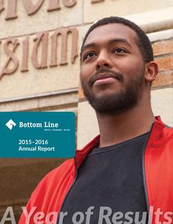 Bottom Line 2016 Annual Report