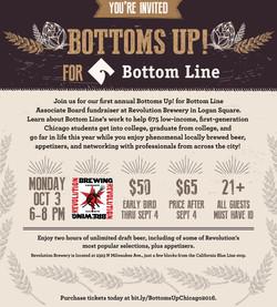 Bottoms Up for Bottom Line Invitation2