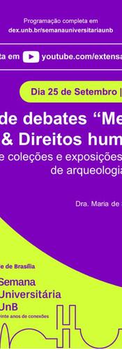 Ciclo de debate - Entre coleções e exposições