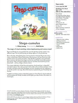Scholastic Canada Summer Catalogue