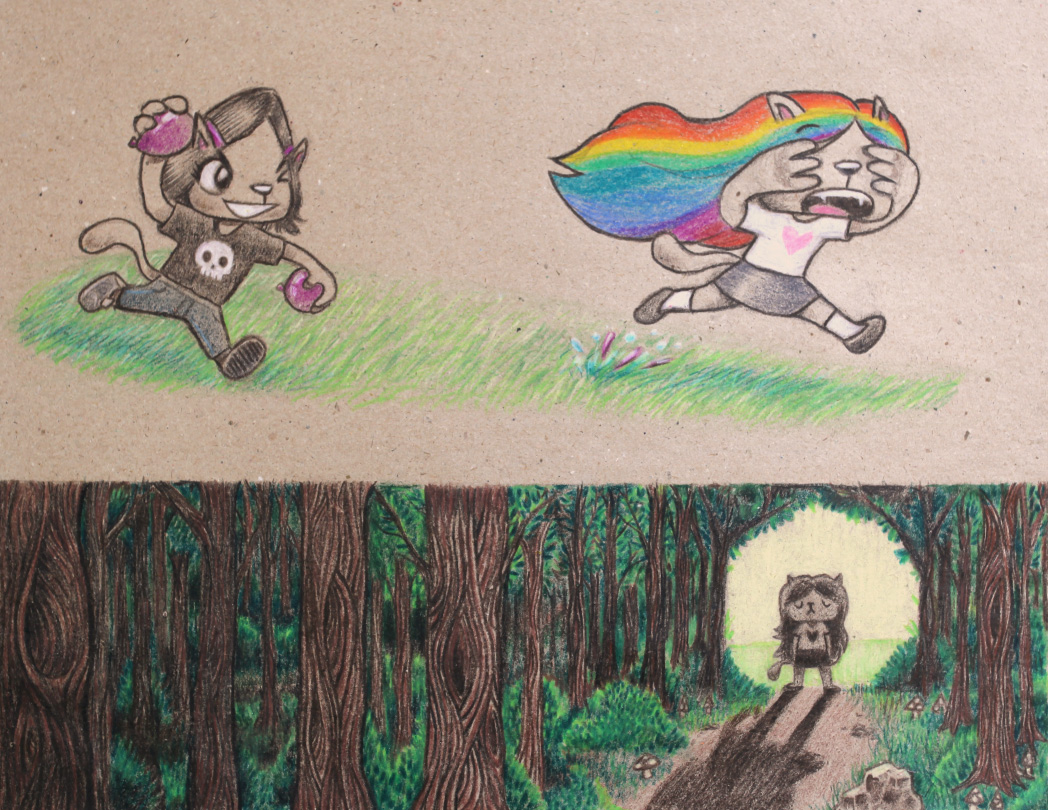 Reggie Rainbow's Crazy Adventure