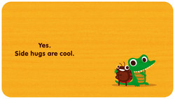 Will Ladybug Hug?