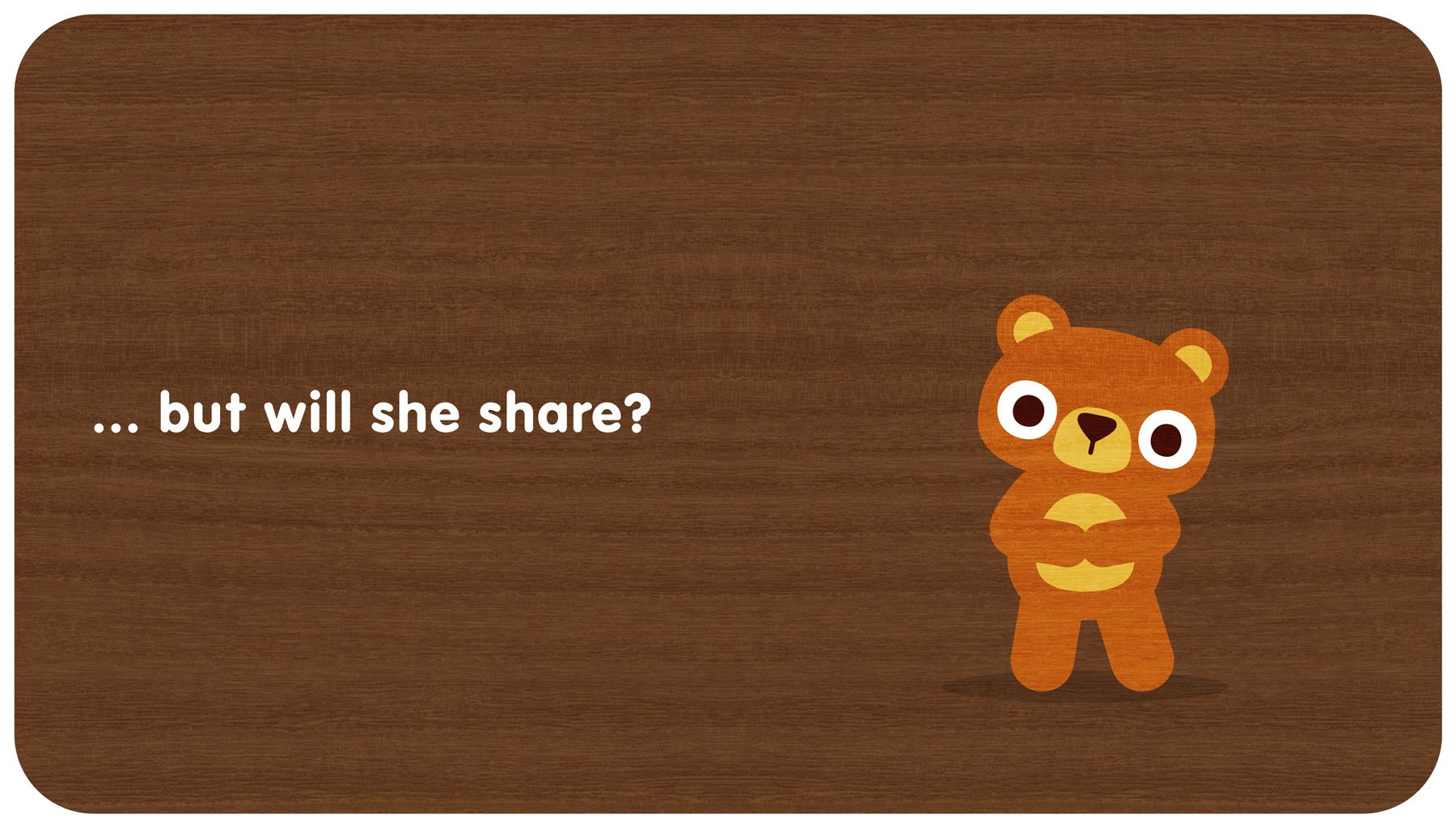 Will Bear Share? p2