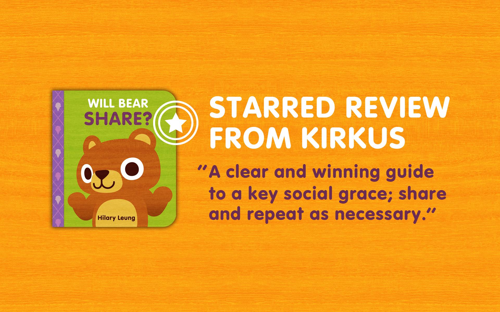 ★ Starred Kirkus Review