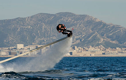 We have the full range of Zapata Hoverboard and Flyboard equipment in stock. Click here to enquire.