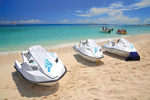 The JETPAD is a child friendly alternative to a Jet-Ski or PWC. Very easy to control and safe.