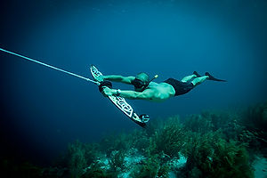 natural underwater exploration - great for free-divers