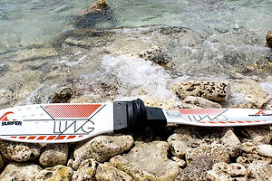 Reef Surfer's revolutionary single-point tow system means more manoeuvrability