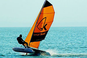 A huge range of leisure and performance sailing dinghy's to suit every storage situation and level of sailing ability