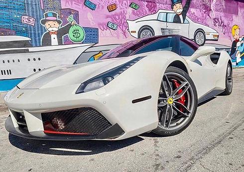 Ferrari 488 $900 ++ a day_Spyder $1000 a