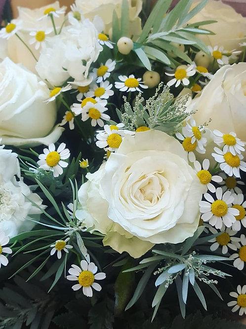 White Rose Delight