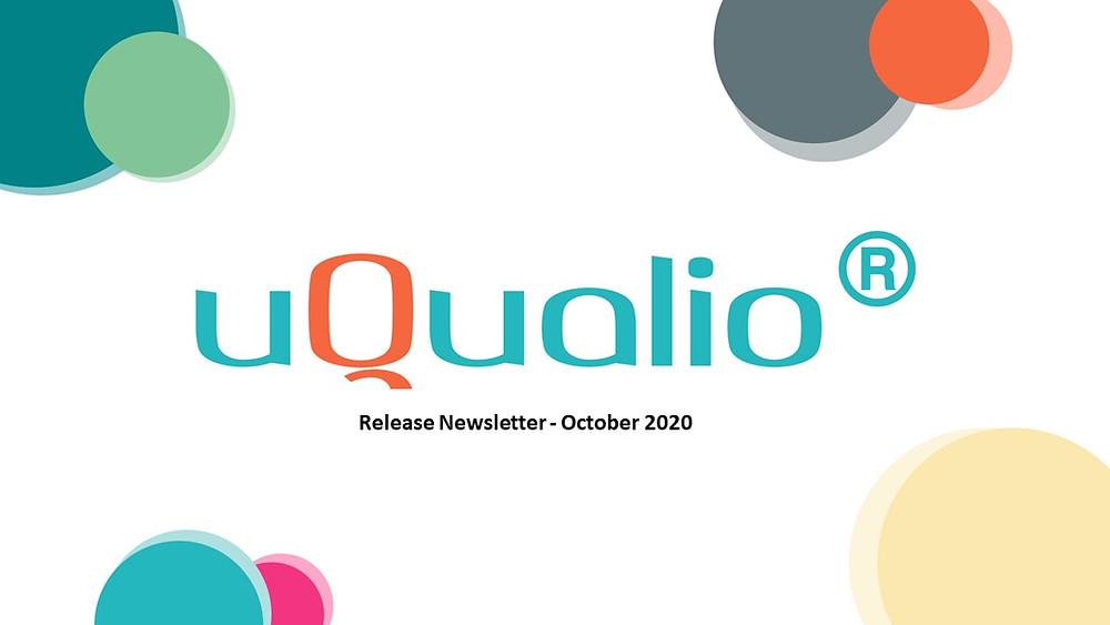 uQualio makes life easy