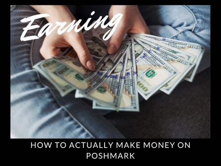 How to Actually Make Money on Poshmark