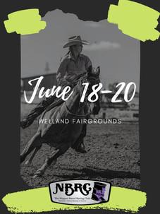 June 18-20 2021 NBRC Show