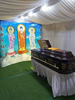 Buddhist funeral singapoe