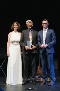 President's Award Winner   Paul Keet, Strata Asset Services
