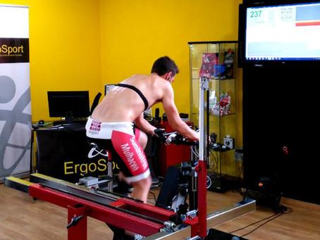 Qué es un estudio biomecánico de ciclismo?