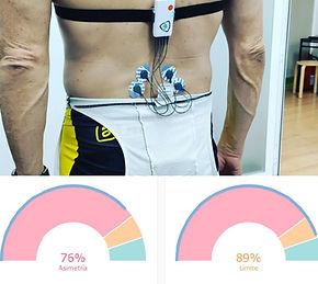 Electromiografia biomecanica ciclismo