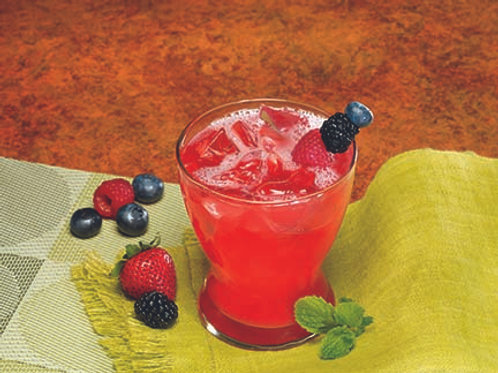 Fruity Mixed Berry Drink