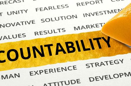 Now You Know: Accountability 101